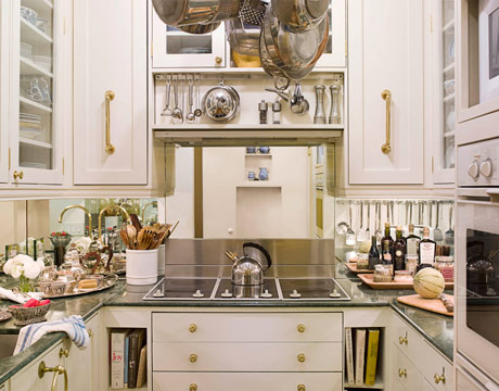 Remodelingsmall Kitchen on Such A Small Space  Try To Use Special Touches  Like Drawer Pulls