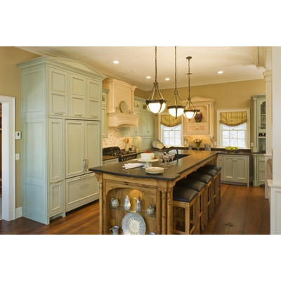 green kitchen cabinets pictures more inspiration with colorful kitchens a detailed house 4002