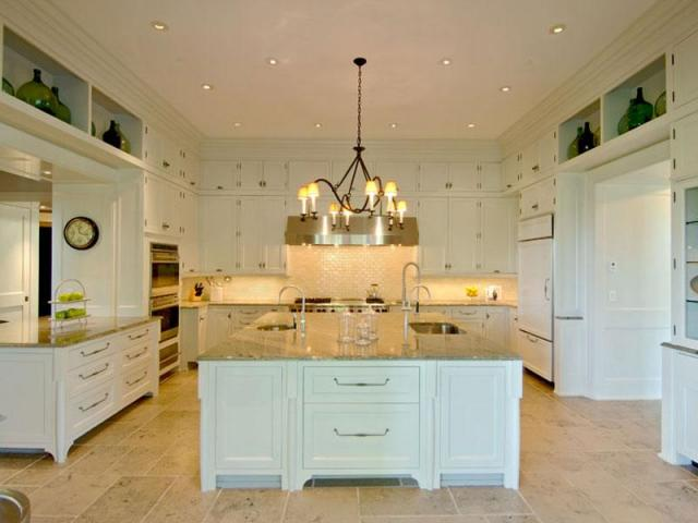 Real kitchen diys that are easy inexpensive and - Kitchen cabinet feet ...