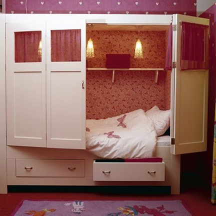 Finding one this wide would require patience  but what child wouldn t love  a little nook like this. Adorable DIY Ideas for Kids  Rooms   A Detailed House