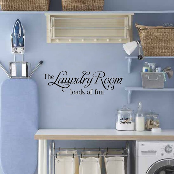 laundry room design | A Detailed House