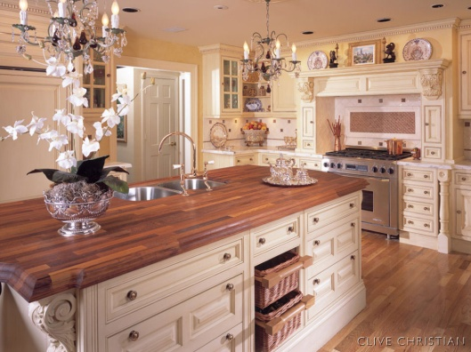 Clive Christian Kitchens | A Detailed House