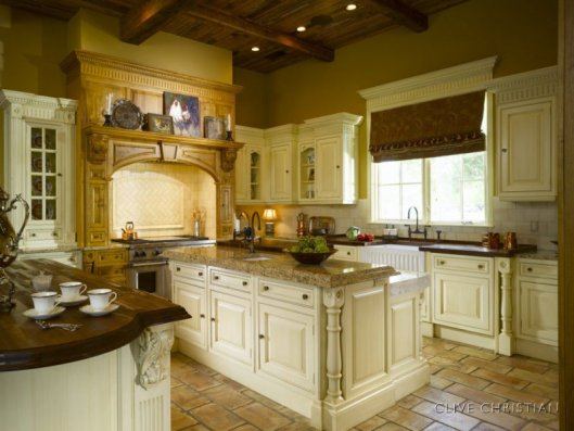 their - Clive Christian Kitchen Cabinets