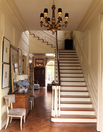 Historical home interiors